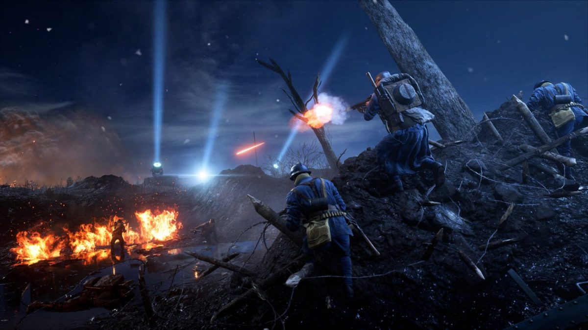 Battlefield 1 November Patch: Operation Kampagnen