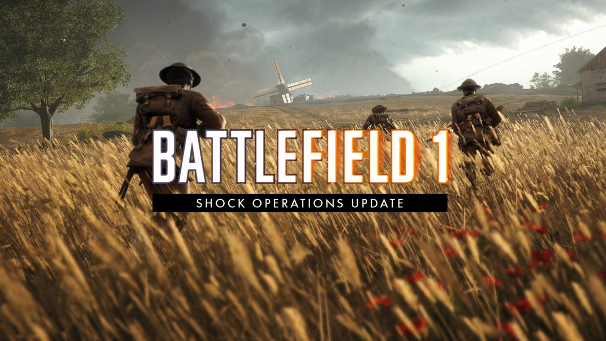 BF1: Letztes Update, letzte News
