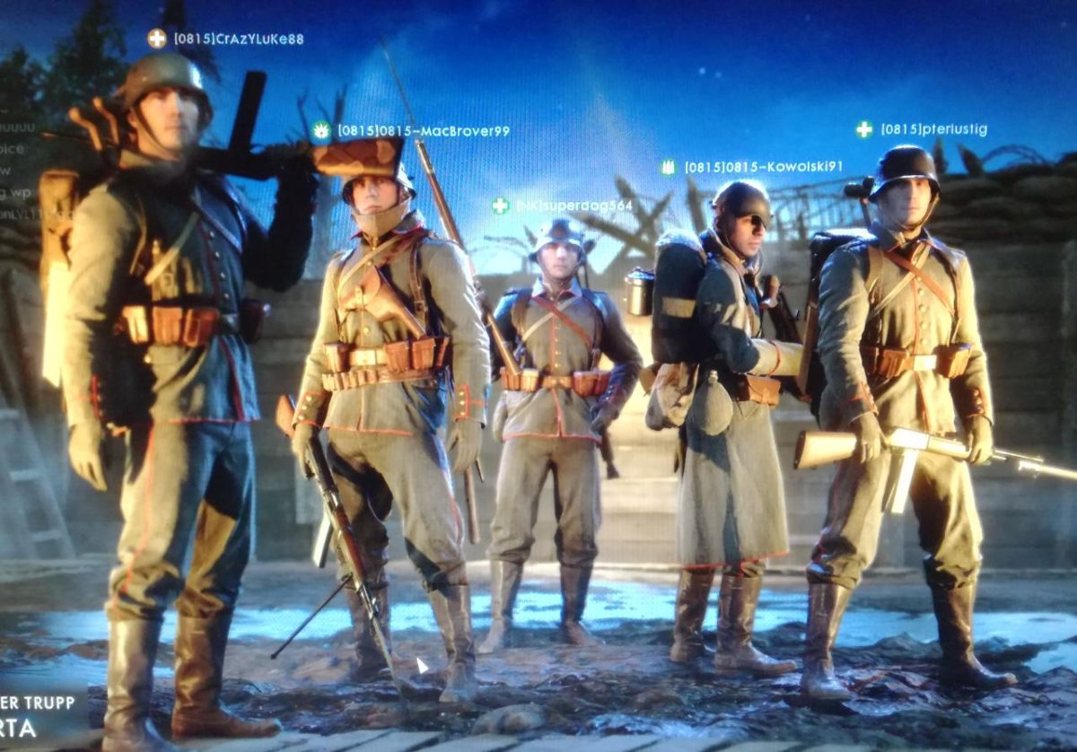Eine Lobeshymne auf Battlefield 1 und ein Goodbye