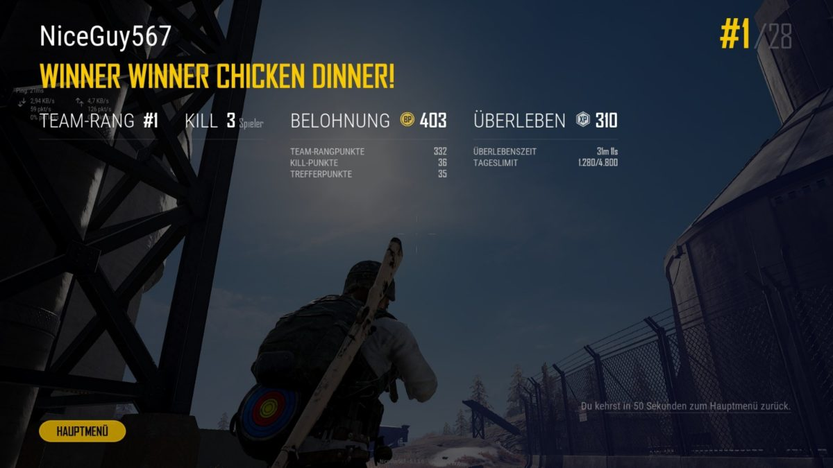 Chicken Dinner Porn #4