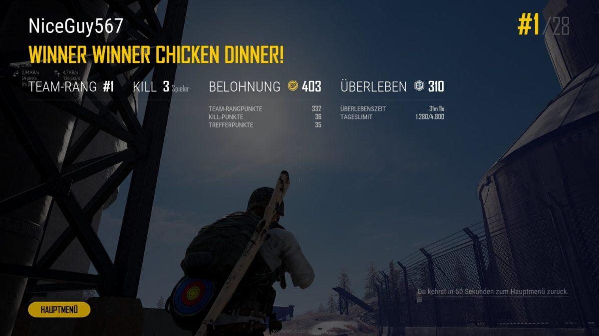 Chicken Dinner Porn #4