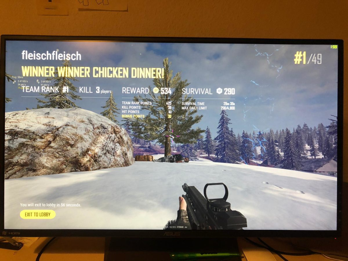 Chicken Dinner Porn #5