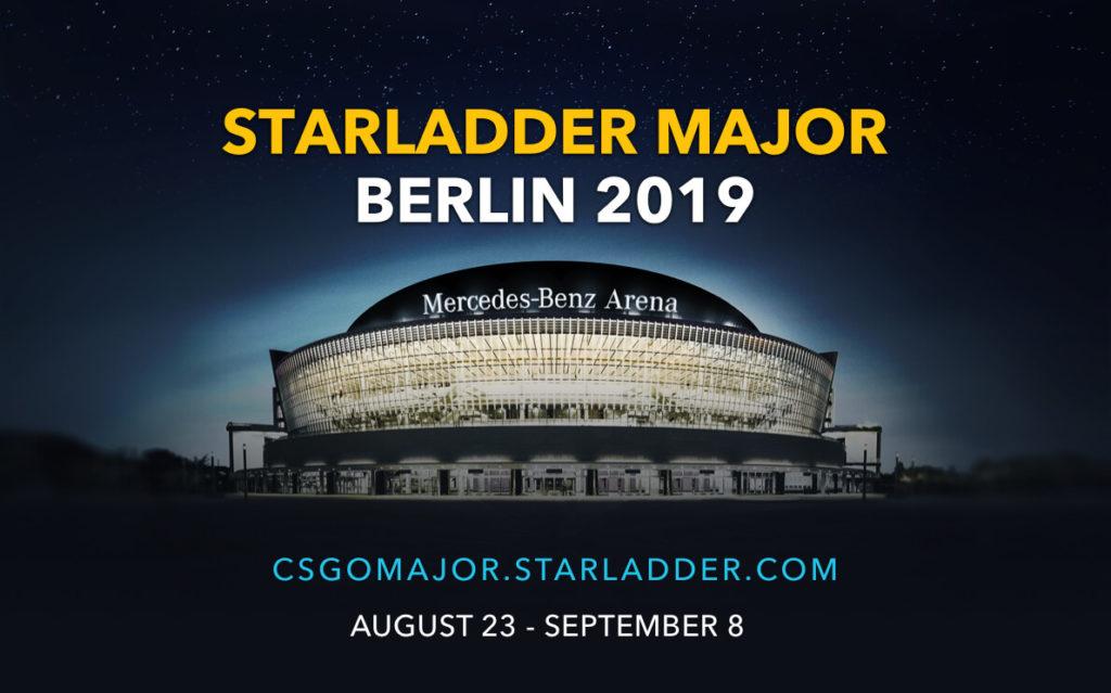 Major Berlin Csgo