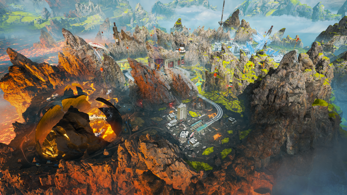 Apex Legends kriegt neue Map: Das Ulta-Update