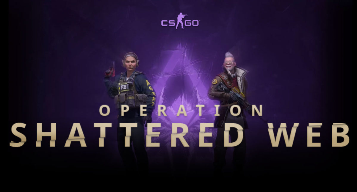 CS:GO: Neue Operation Shattered Web nach 3 Jahren