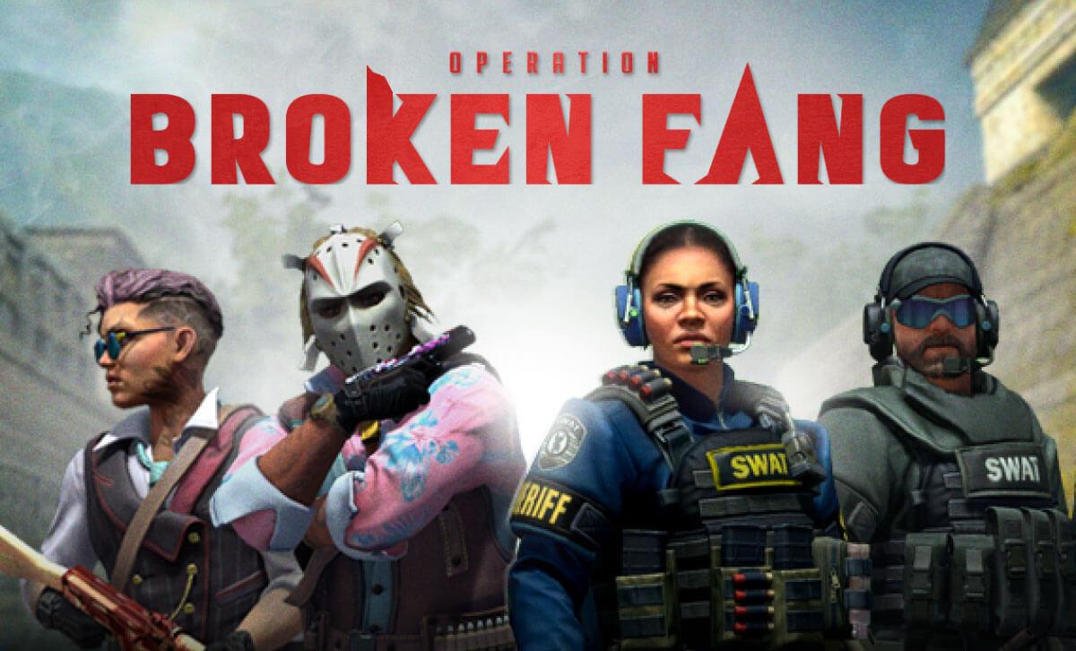 CS:GO startet Operation Broken Fang