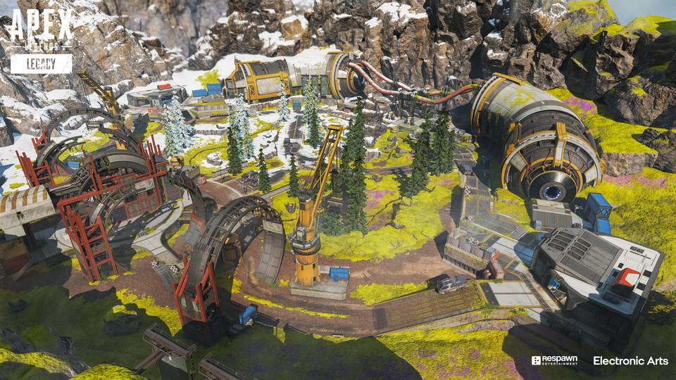 Apex Legends neuer 3on3 Arena Modus