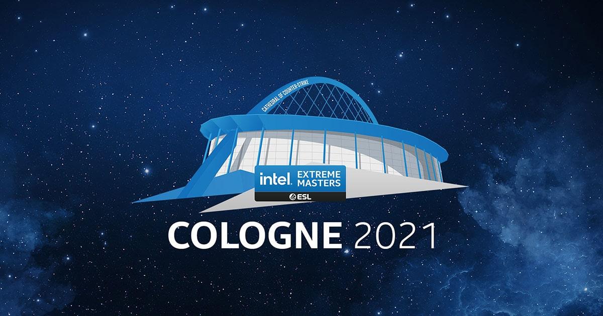 IEM Cologne 2021 – Erstes offline Turnier seit Corona